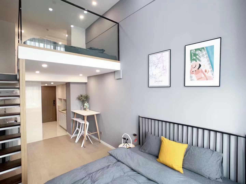 High Rise Duplex Apartment  Room C