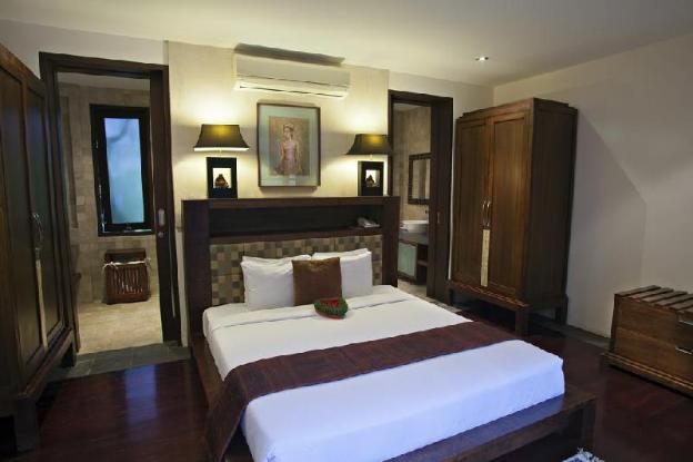 2BR Villa W Private Pool+Spa+Separate Living Area