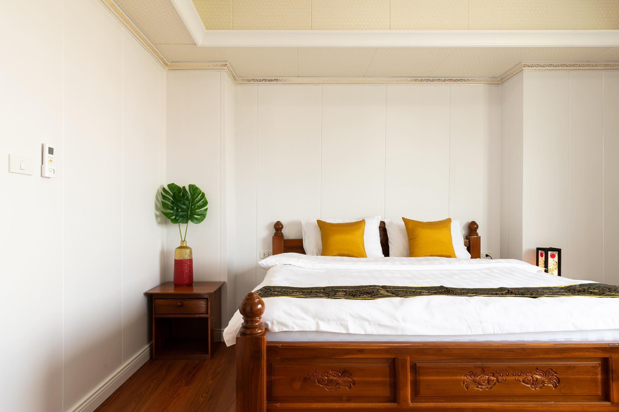 IT  Double Bed King size+1LivingRoom อพาร์ตเมนต์ 1 ห้องนอน 1 ห้องน้ำส่วนตัว ขนาด 45 ตร.ม. – บางนา