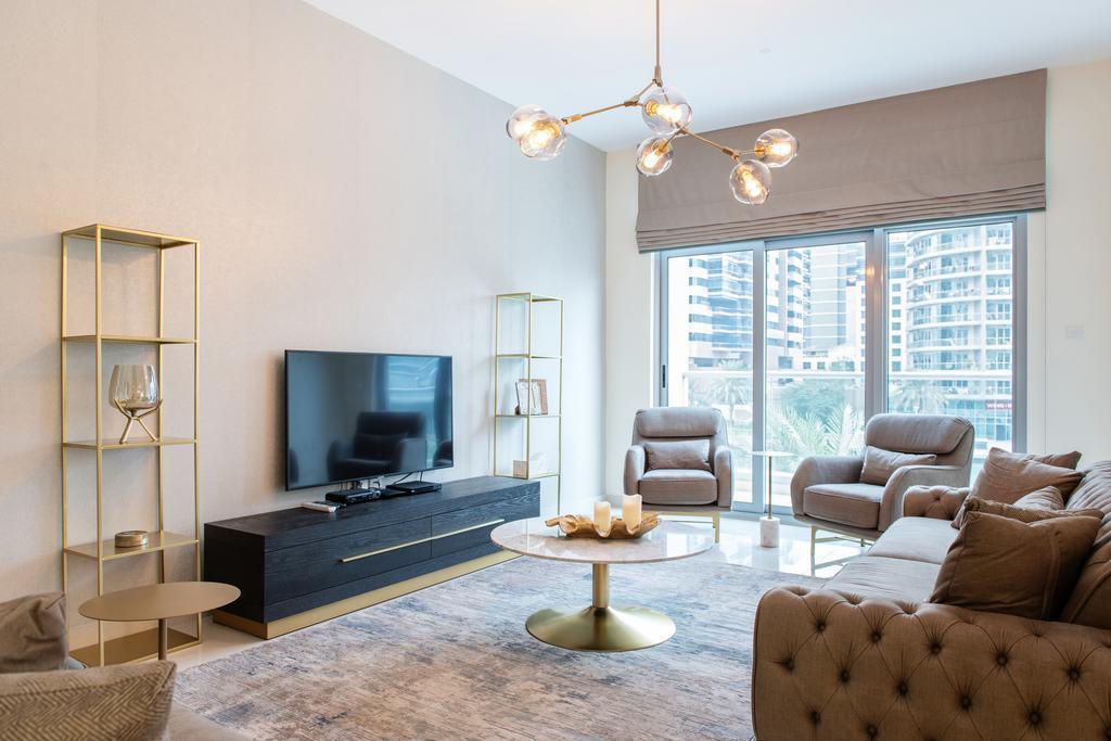 Luxury 3 Bed Villa In Dubai Marina