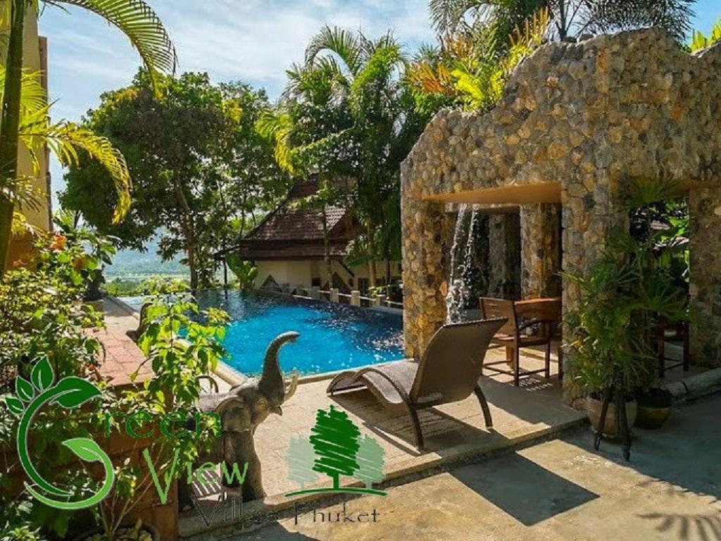 Green View  3 Villa Phuket