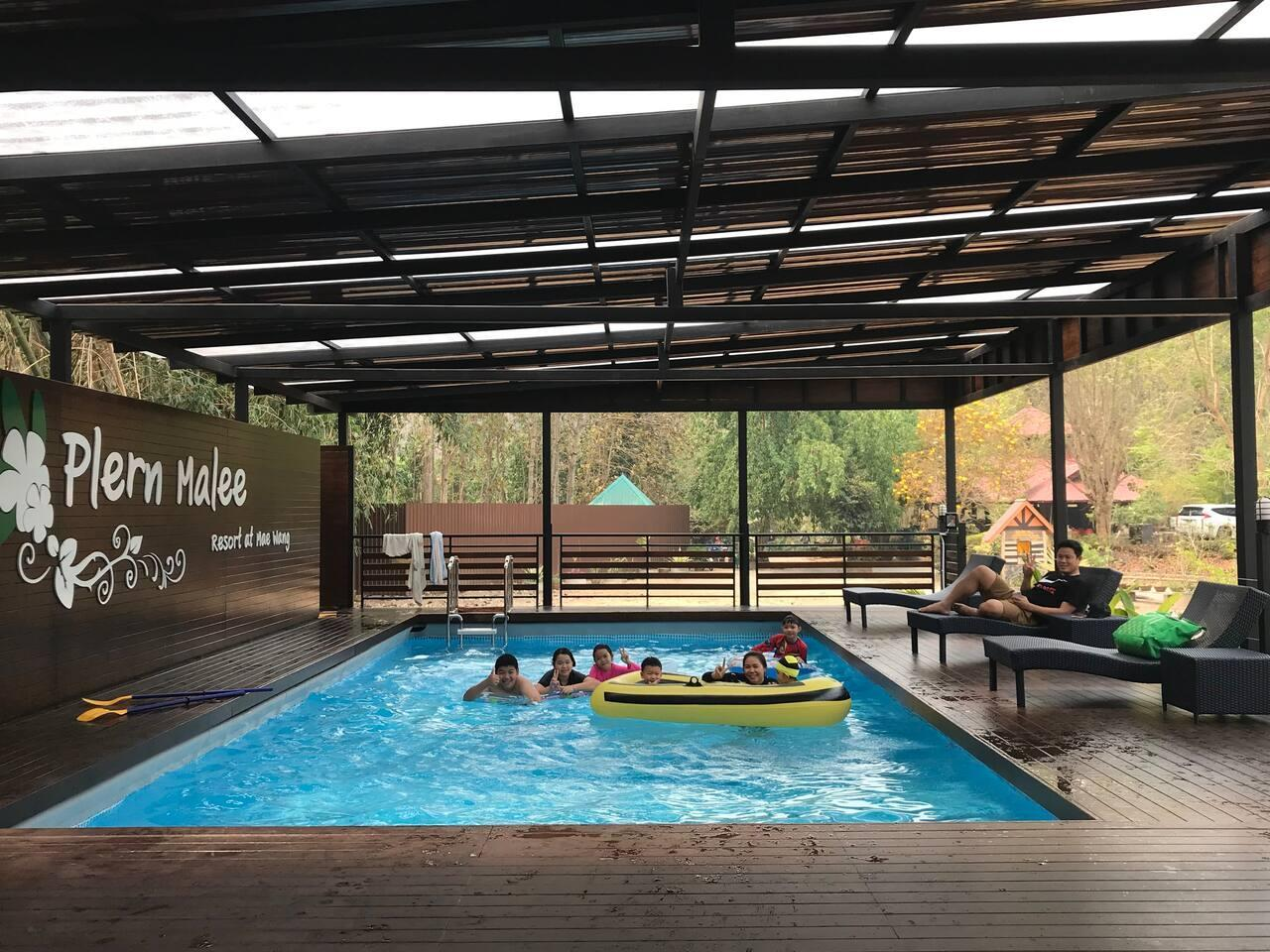 Plern Malee Pool View   For 2 People