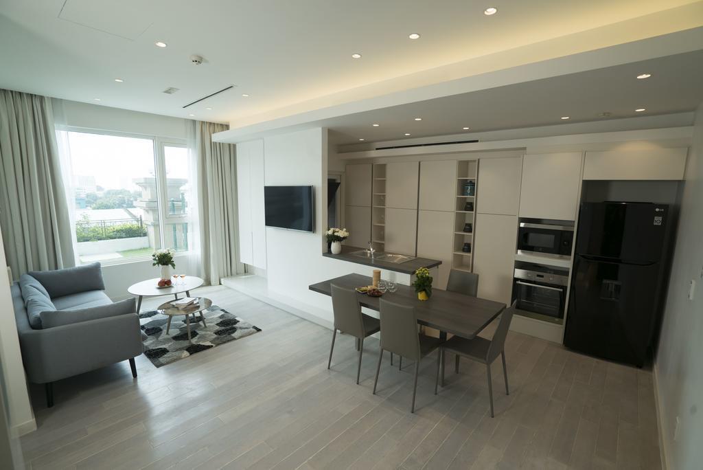 Leman Luxury Apartmentel 7J