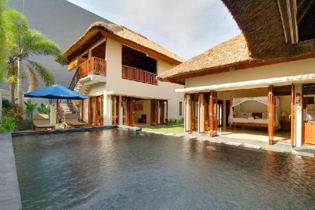 2BR Villa W Private Pool-Brkfast Sea(Partial View)