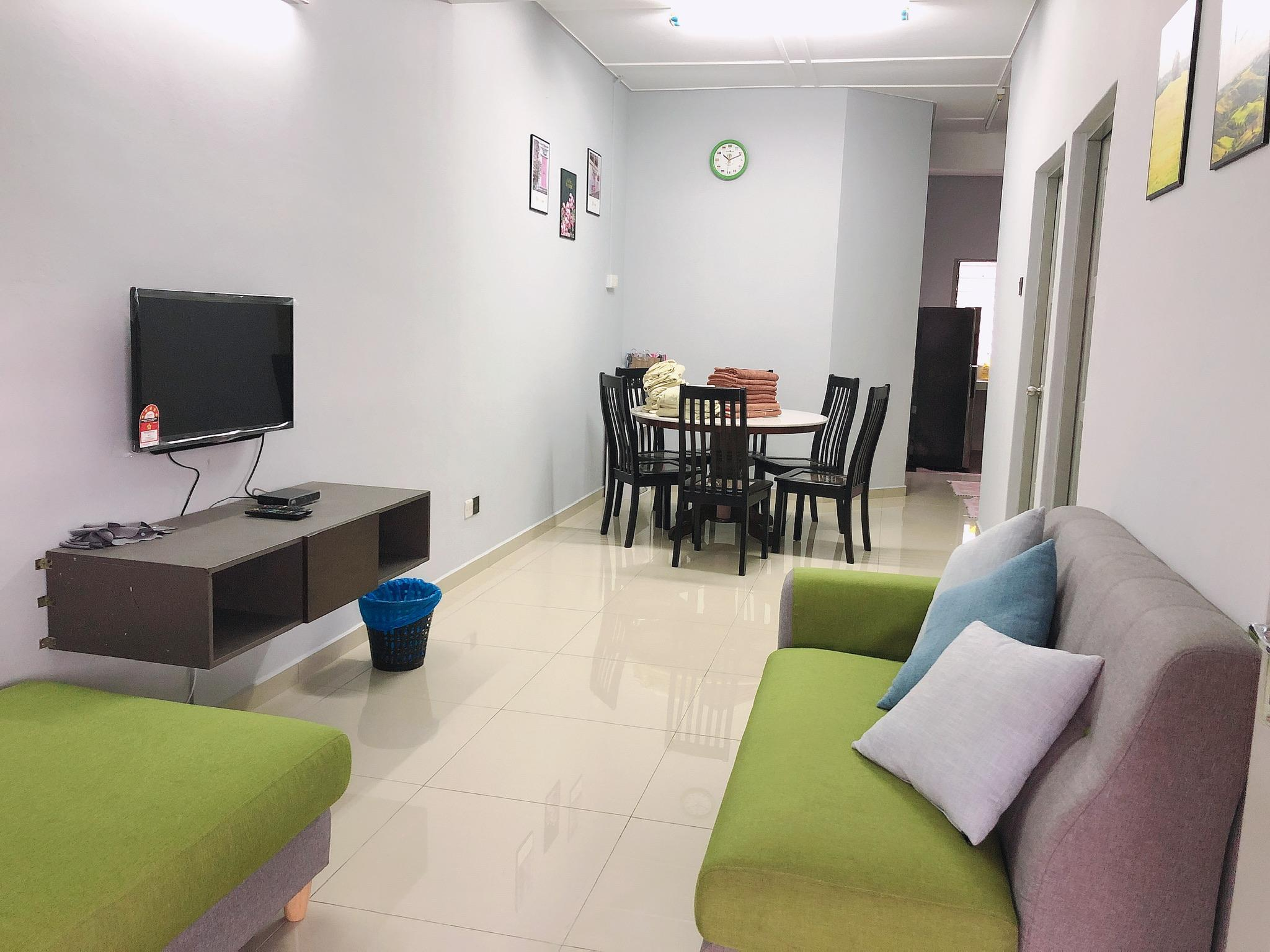 La Win Home Botani Ipoh With 3BR Stay Up To 6 Ppl
