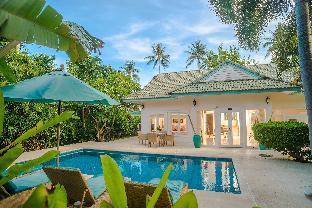 Beachfront Resort Villa Baan Chanchai 2BR 2 ห้องนอน 2 ห้องน้ำส่วนตัว ขนาด 101 ตร.ม. – หัวถนน