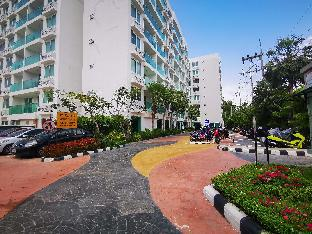 [ジョムティエンビーチ]アパートメント(35m2)| 1ベッドルーム/1バスルーム [hiii]Floral Leaf|JomtienBeach&Night Market-UTP049