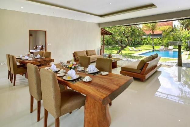 Luxury 4BR Villa at Ubud Area