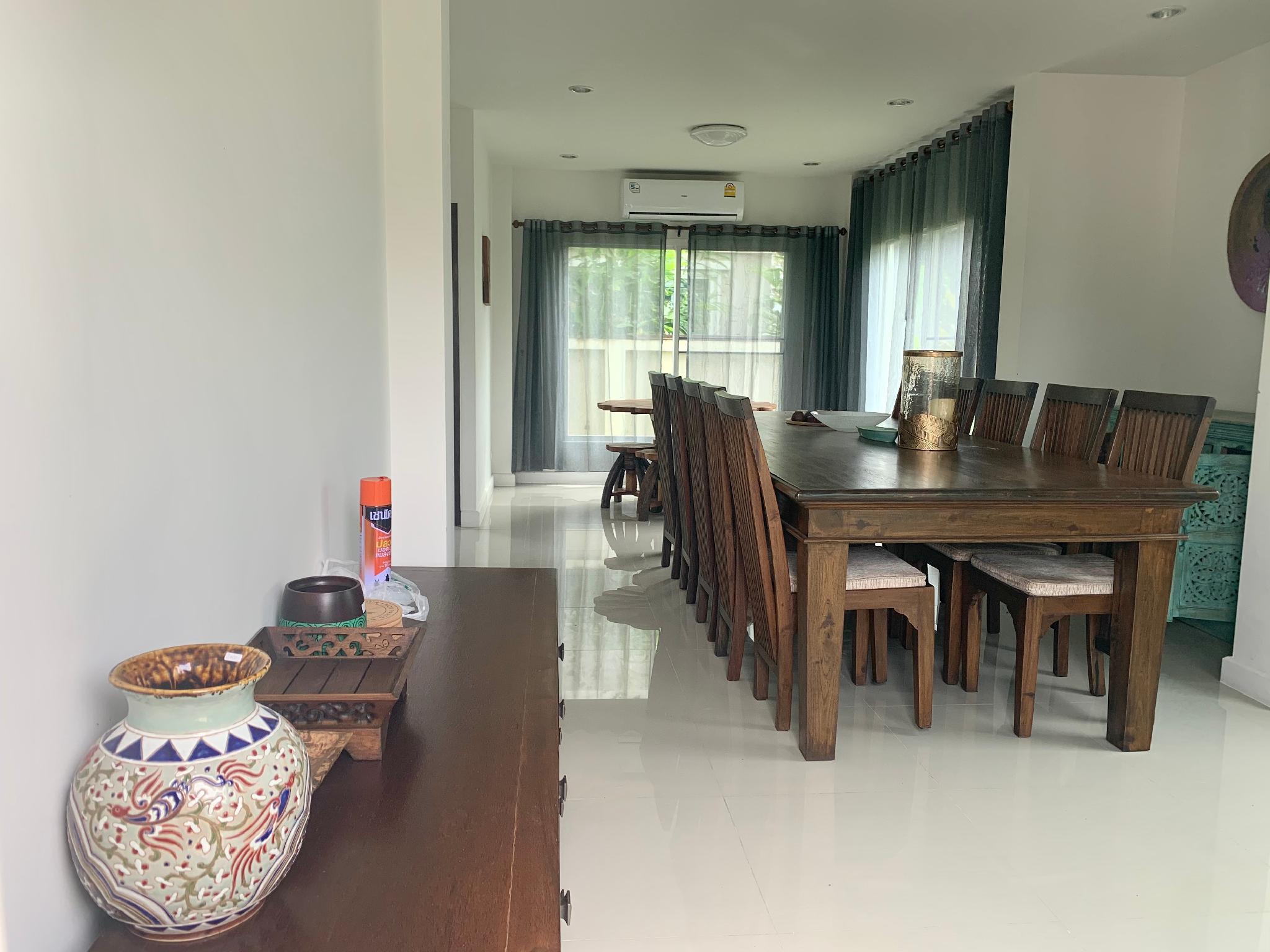 Perfect and Elegant Jinbei Villa 91 3 ห้องนอน 3 ห้องน้ำส่วนตัว ขนาด 130 ตร.ม. – สันกำแพง