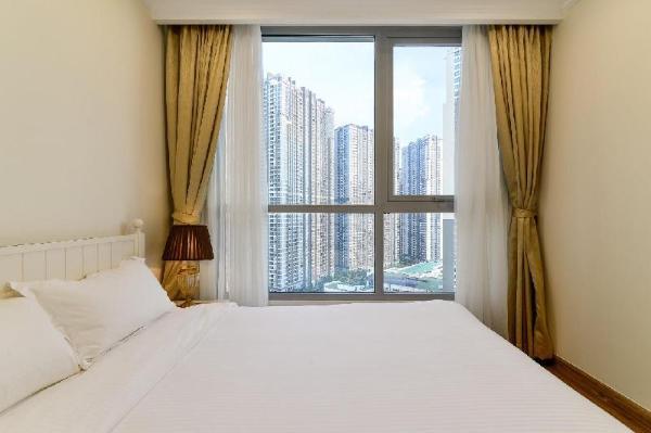 8 Huge Bedrooms 8 WC-Combo 4 Apt 2BR same building Ho Chi Minh City