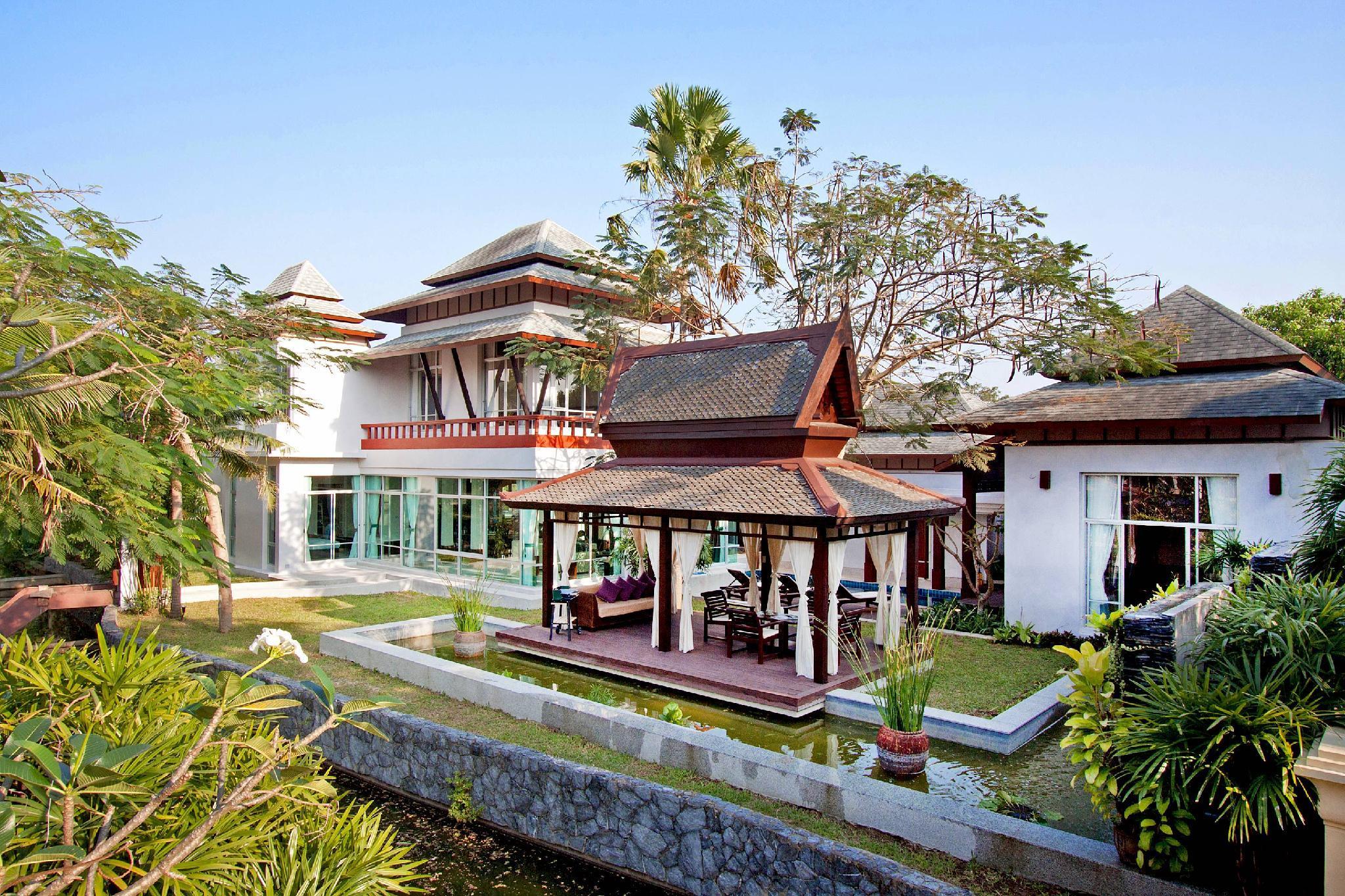 Baan Mork Nakara   5 BR Pool Villa In East Pattaya