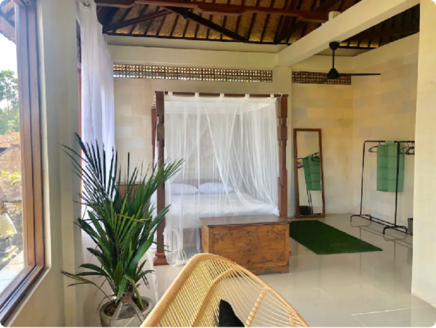 U3 Apartment Loft Ubud Area