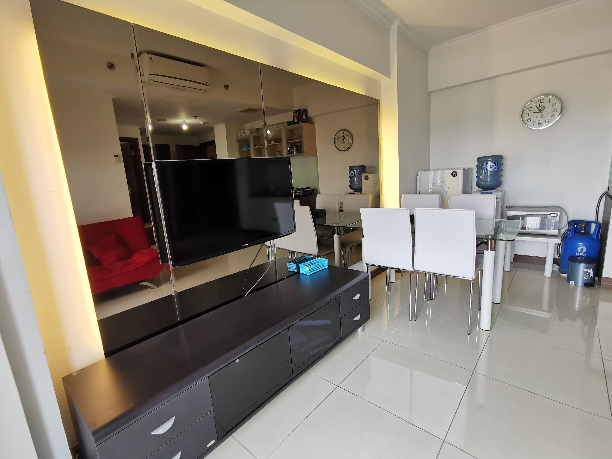 Comfy 2 Bedroom @Waterplace Surabaya