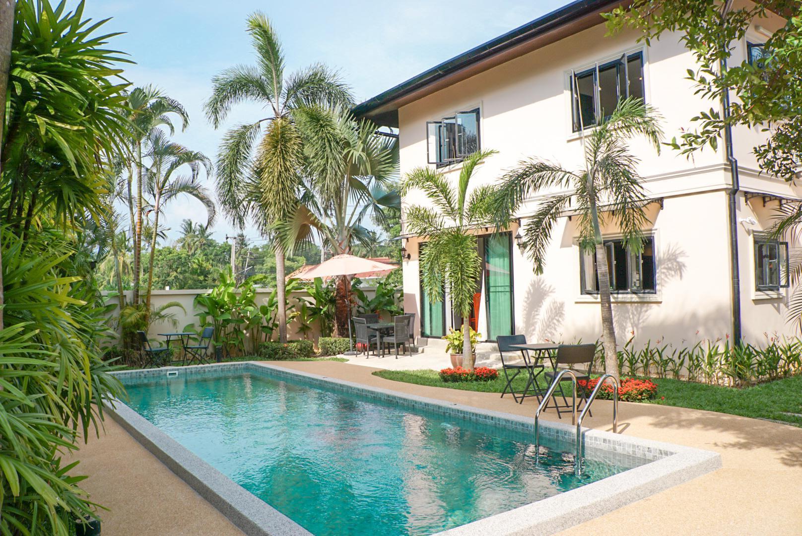 Villa fifth ocean perfect for big family วิลลา 5 ห้องนอน 4 ห้องน้ำส่วนตัว ขนาด 300 ตร.ม. – ในหาน