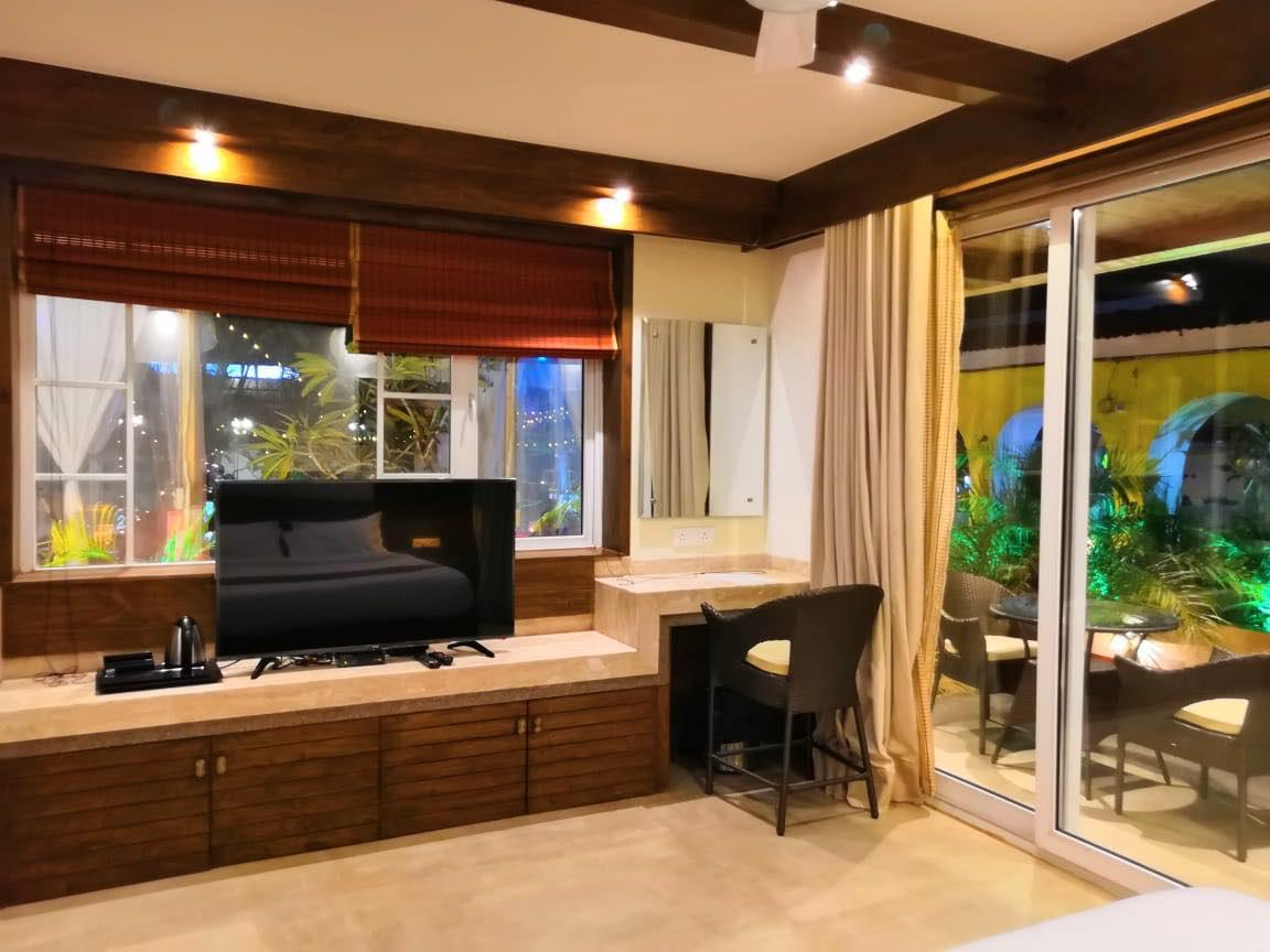 Shivers Oasis Luxury Rooms