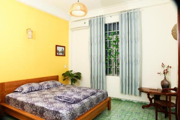 PT house, cozy room, unique design, 15m to Airport Ho Chi Minh City