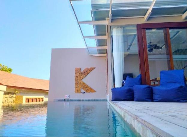 4 Bedroom Villa with 2X2 Nusa Dua