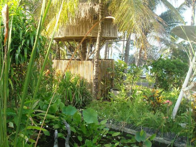 The Famous VillaArjuna sea view Bungalows and pool