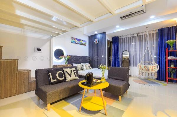 Decorated & Cozy Apt-LV Home-5 mins to the airport Ho Chi Minh City
