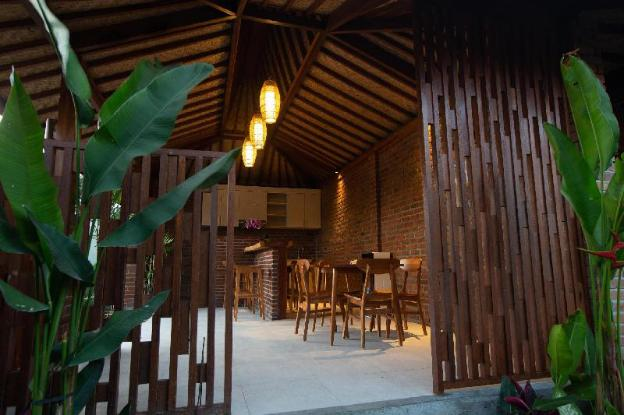 Authentic Joglo House for Group withPool in Canggu