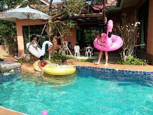 [ボーファイ]ヴィラ(150m2)| 4ベッドルーム/3バスルーム Buena Vista Pool Villa Hua Hin (Baan IDin)