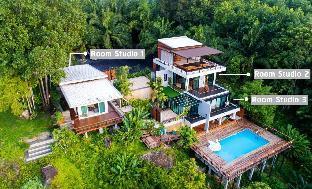 [アオルーク]ヴィラ(65m2)| 1ベッドルーム/1バスルーム Ao Luek No.3 Panoramic Pool Villa.