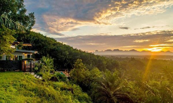 Ao Luek No.3 Panoramic Pool Villa. Krabi