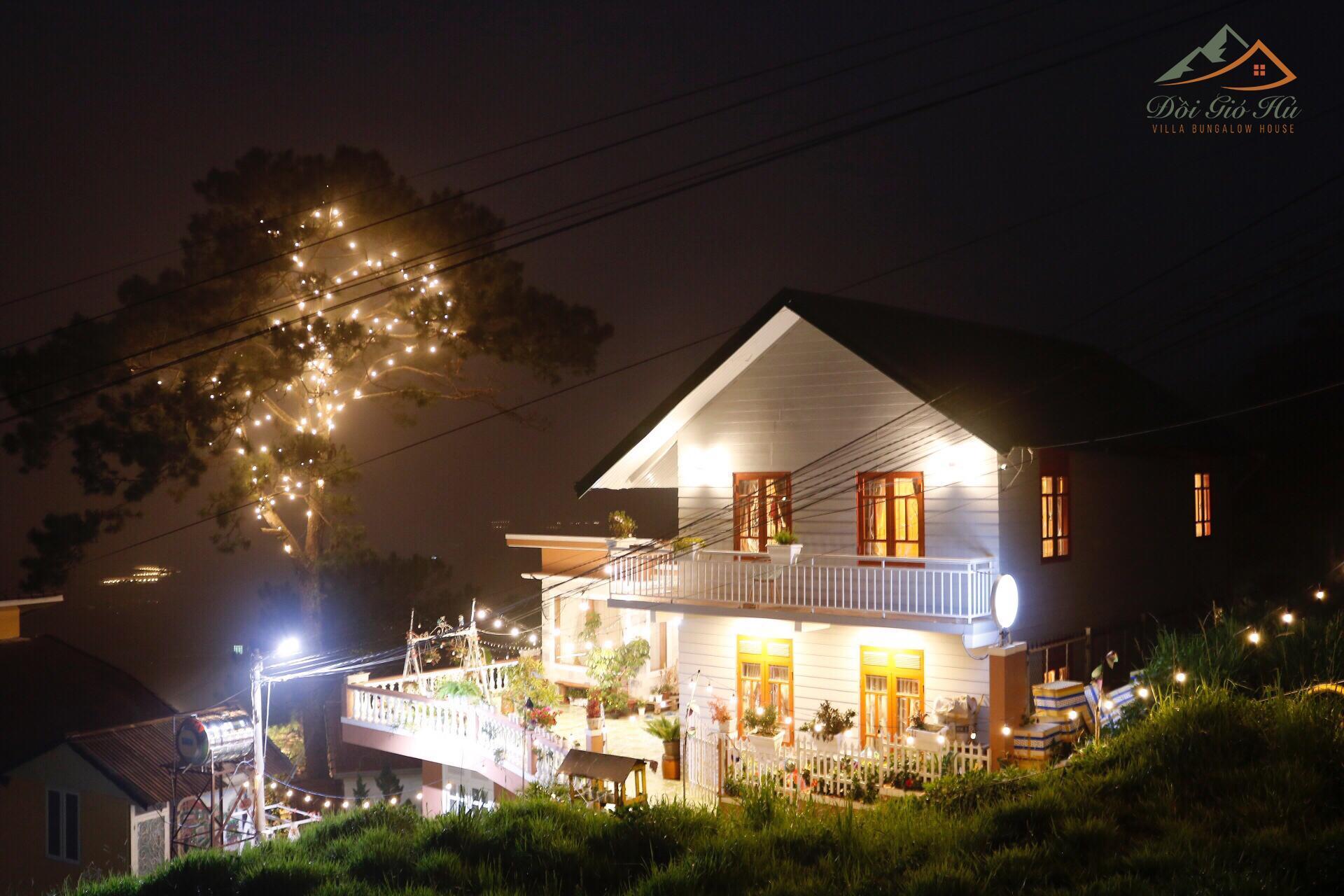 Villa DoiGioHu  6 Rooms  View Hill   Center Da Lat