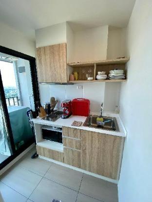 Escent Chiangmai อพาร์ตเมนต์ 1 ห้องนอน 1 ห้องน้ำส่วนตัว ขนาด 32 ตร.ม. – สันทราย