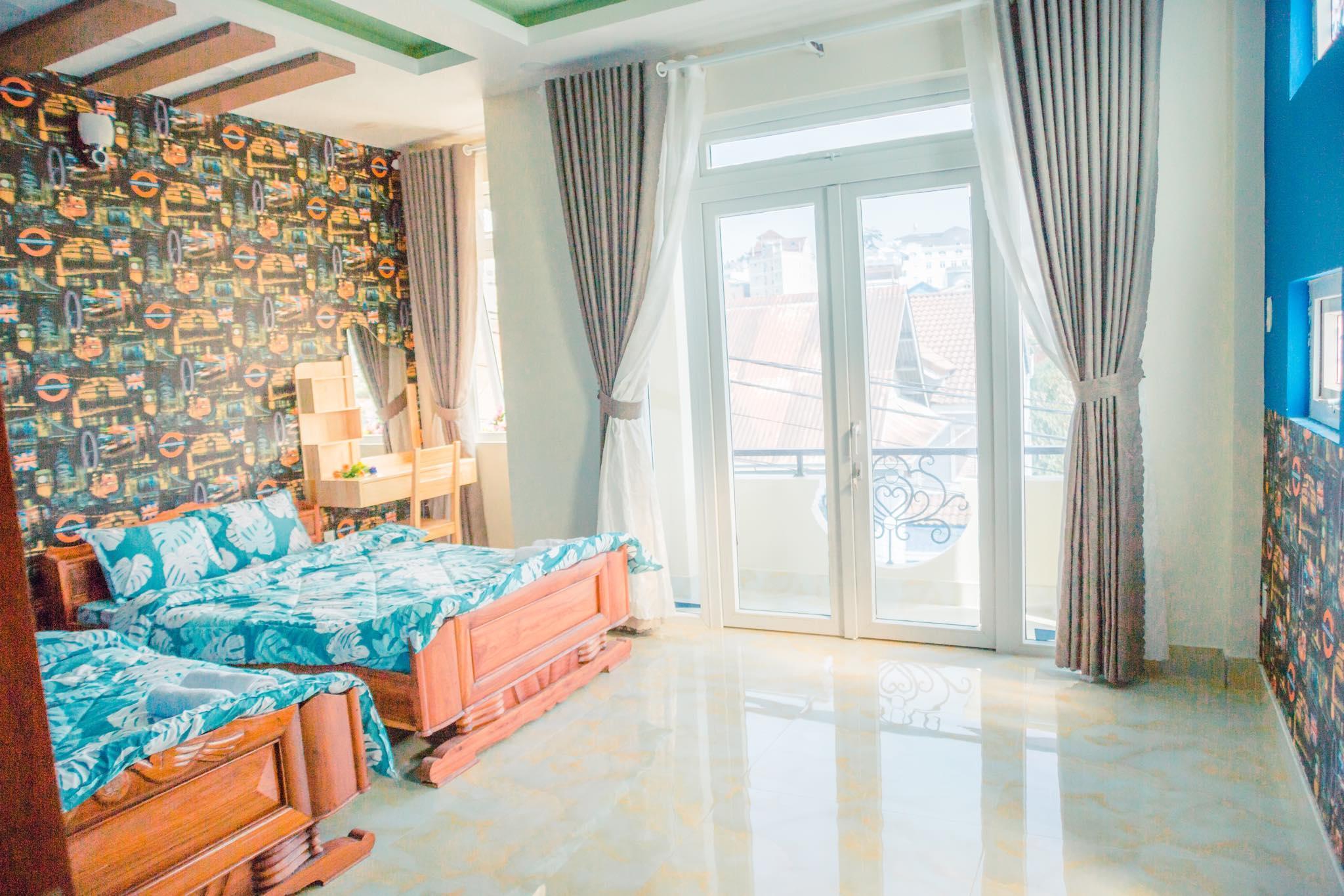 Cool Dalat Room 01   Phong Doi