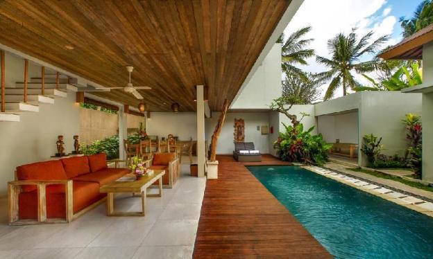 3BR Private Infinity Pool Villa-Breakfast+Hot Tub