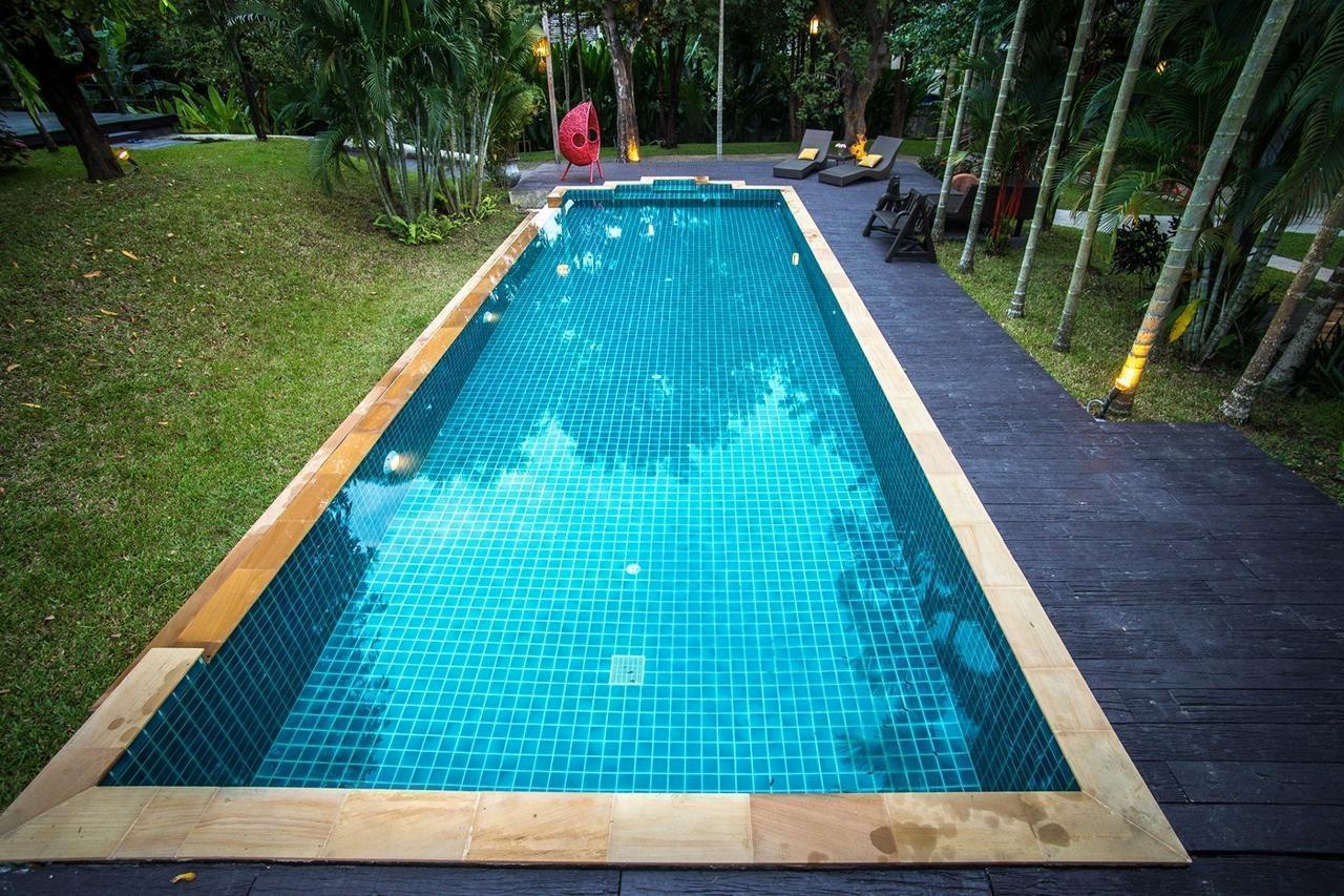 Olive Ivory Resort 12BR Sleep 34 w/Pool &Breakfast วิลลา 13 ห้องนอน 13 ห้องน้ำส่วนตัว ขนาด 3200 ตร.ม. – สันป่าตอง
