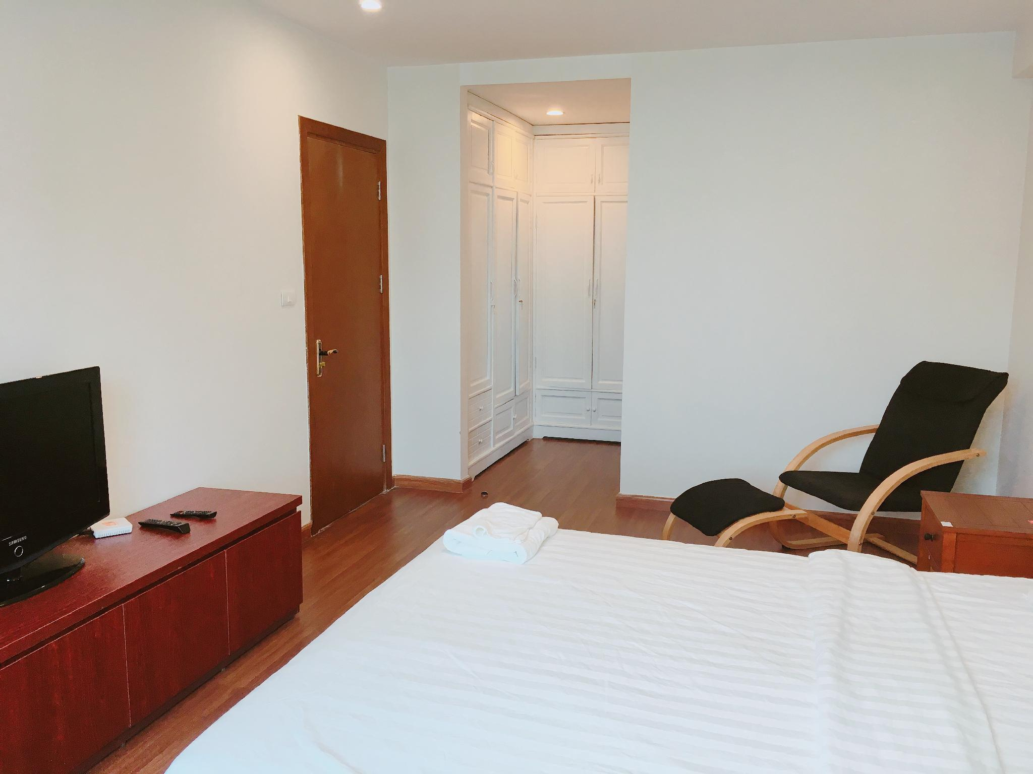 Ur Hanoi Serviced Apartment Goldmark City 2