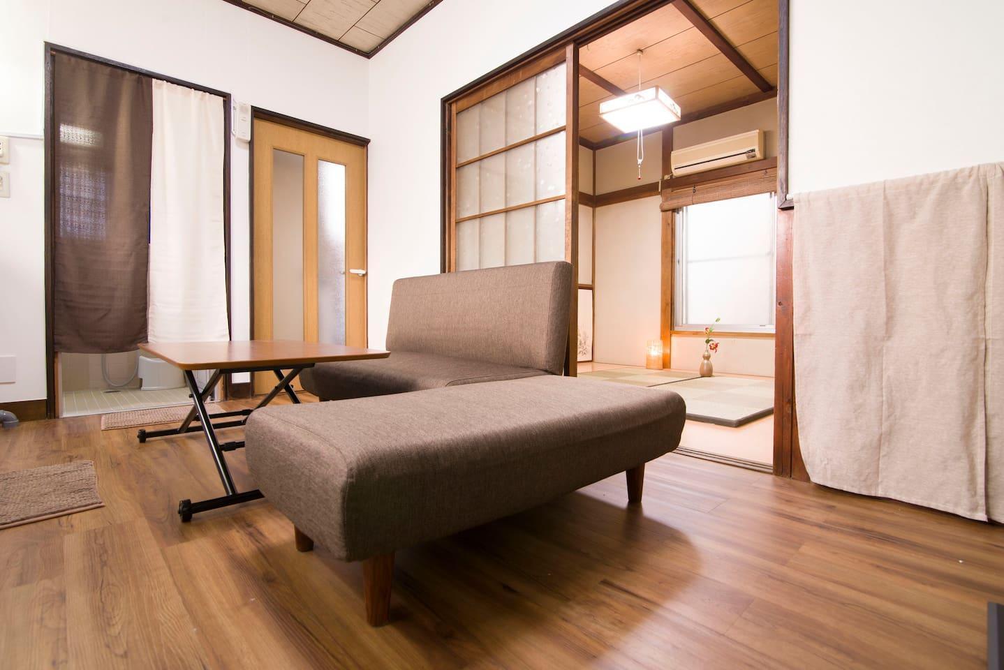 New Open Japanese Traditional Villa