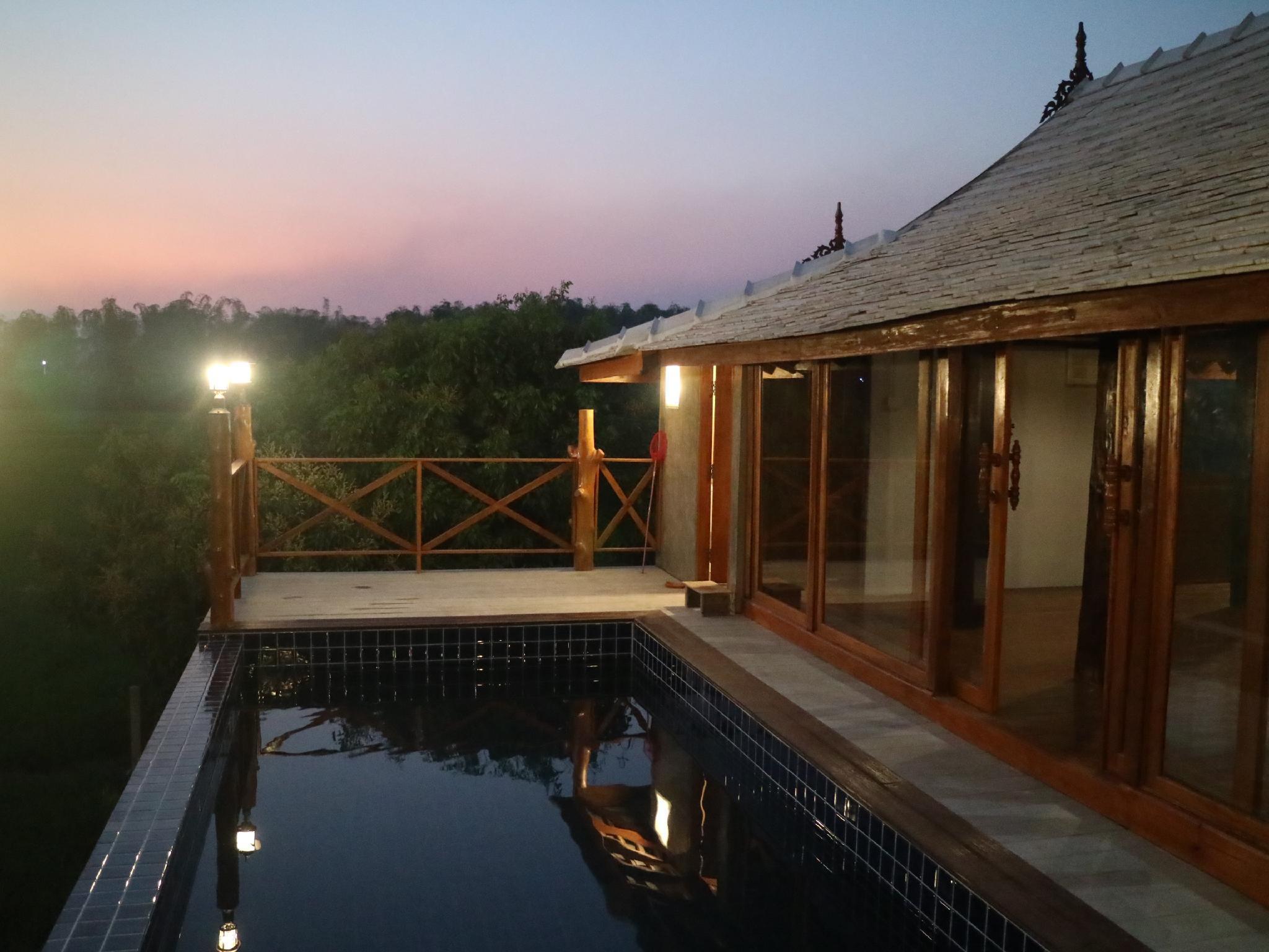 Maekarn Pool Villa วิลลา 1 ห้องนอน 1 ห้องน้ำส่วนตัว ขนาด 70 ตร.ม. – สันป่าตอง