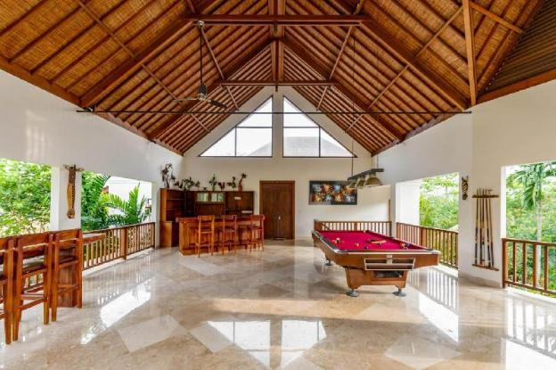 -Luxury Private Villa With Nature View Ubud 4+2BR