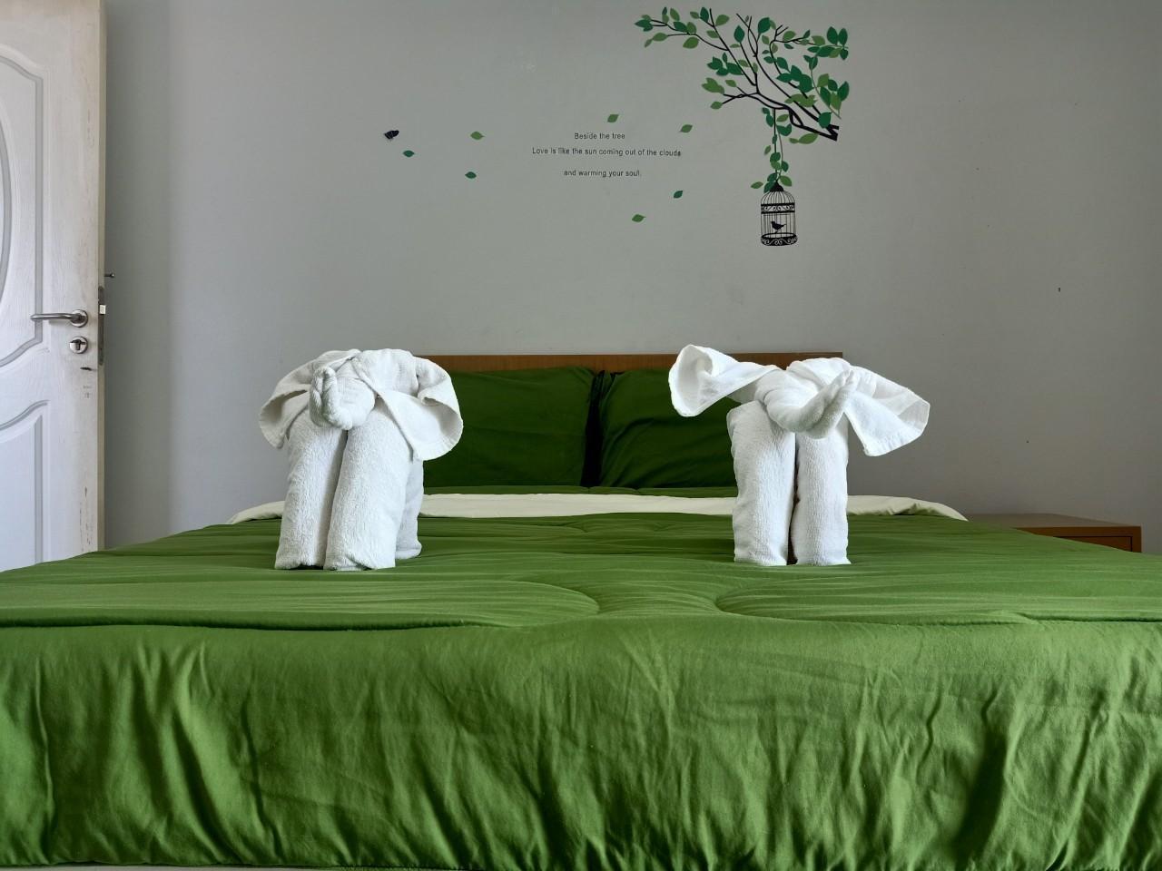 Ruamsab Apartment1 อพาร์ตเมนต์ 1 ห้องนอน 1 ห้องน้ำส่วนตัว ขนาด 24 ตร.ม. – รัชดาภิเษก