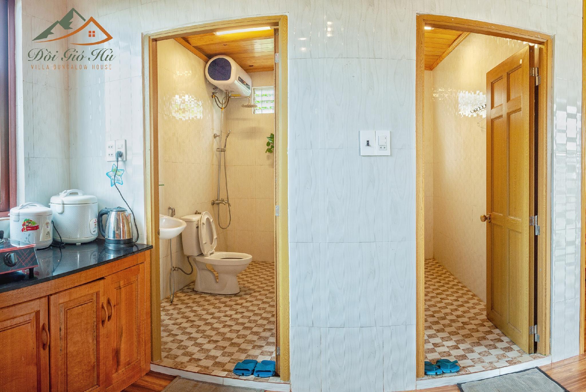 Villa DoiGioHu  8 Rooms  View Hill   Center Da Lat