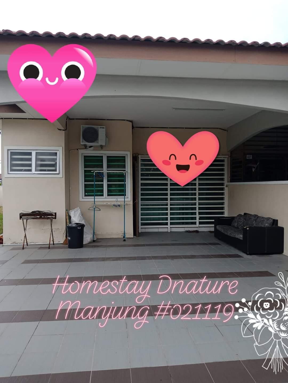 Homestay Dnature Manjung