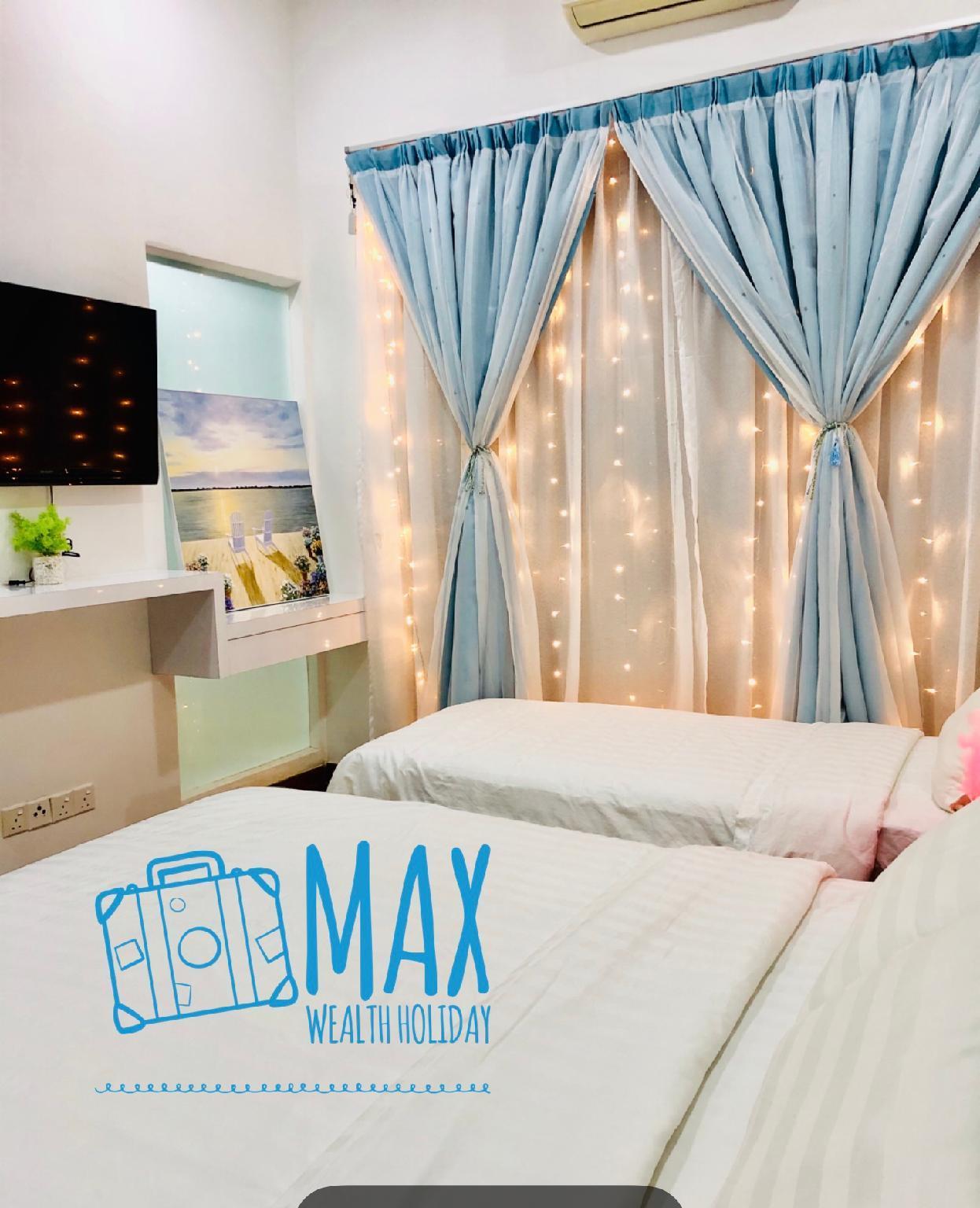 MWHoliday Premium Suites 6pax  Sea+CityView+WIFI
