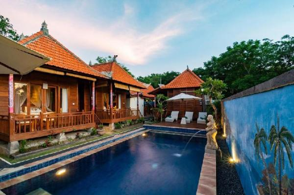 Best Bungalow For Couple at Lembongan  Bali