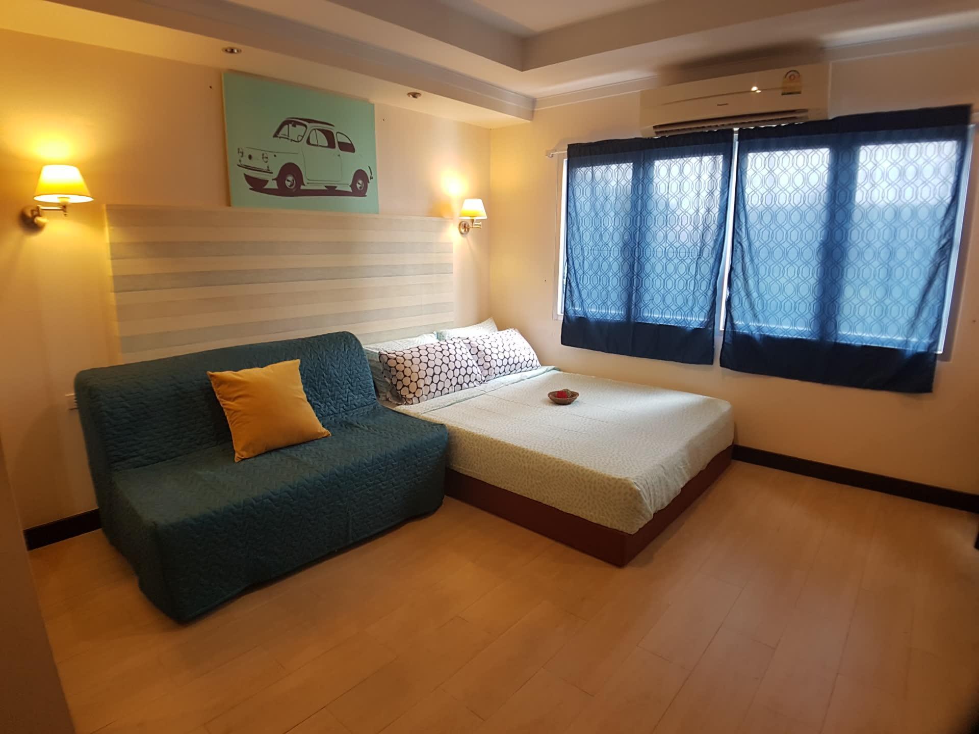 Experience Bkk City 3mins BTS Siam Sq Grand Palace