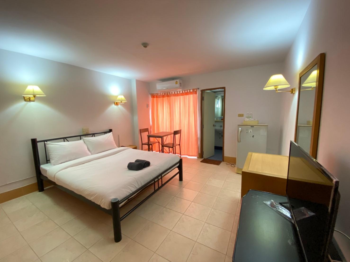 Daratorn Vibhavadi Standard  D 5 อพาร์ตเมนต์ 1 ห้องนอน 1 ห้องน้ำส่วนตัว ขนาด 25 ตร.ม. – จตุจักร