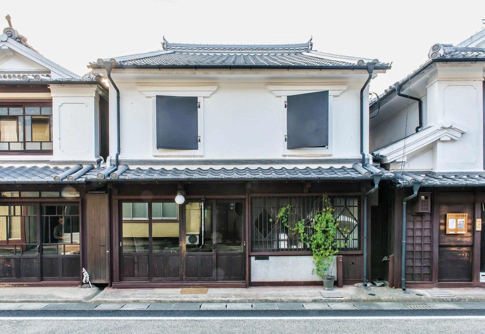 Machiya Residence In Yame  130 Year History
