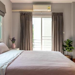 [コーンサーン]ヴィラ(300m2)| 4ベッドルーム/5バスルーム Girls' powder villa in central Bangkok