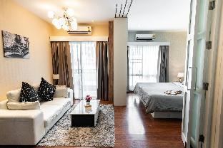 [ホイ・ゲーォ]アパートメント(38m2)| 1ベッドルーム/1バスルーム 1 min to Nimman&Maya Luxury 1 Bedroom Condo