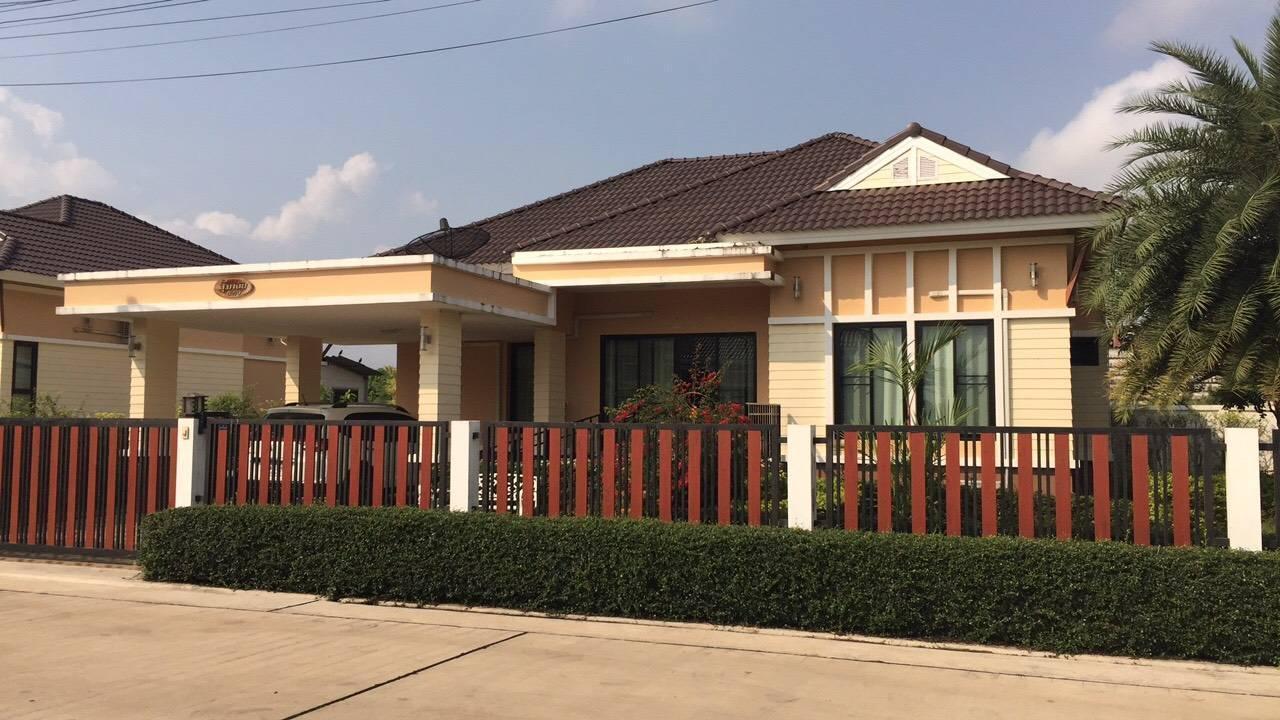 Ban sumalai บ้านเดี่ยว 3 ห้องนอน 2 ห้องน้ำส่วนตัว ขนาด 400 ตร.ม. – เพ