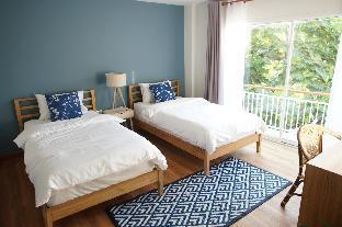 Breadfruit / Twin Room 402 อพาร์ตเมนต์ 1 ห้องนอน 1 ห้องน้ำส่วนตัว ขนาด 20 ตร.ม. – นิมมานเหมินทร์