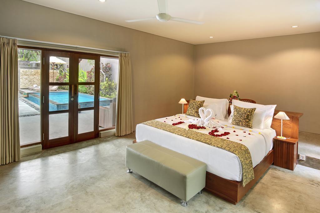 1 BR+private Pool+hair Dryer+Brkfst @ 150 Ubud