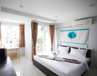 [パトン]アパートメント(30m2)| 1ベッドルーム/1バスルーム Deluxe double room mountain-view terrace pool201